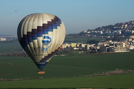 Skytrek Hot Air Balloon Tours