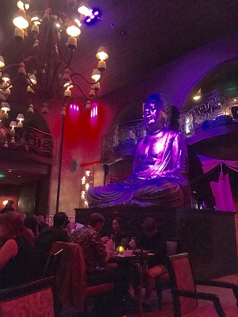 Buddha Bar: Great atmosphere with superb food, music and decor