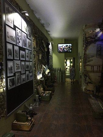 Distrito de Chisináu, Moldavia: Exhibition on Conflict at Transnistria