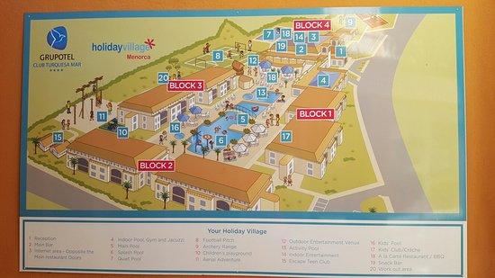 Holiday Village Menorca: 20160730_124852_large.jpg