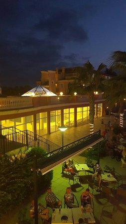 Holiday Village Menorca: 20160731_213243_large.jpg