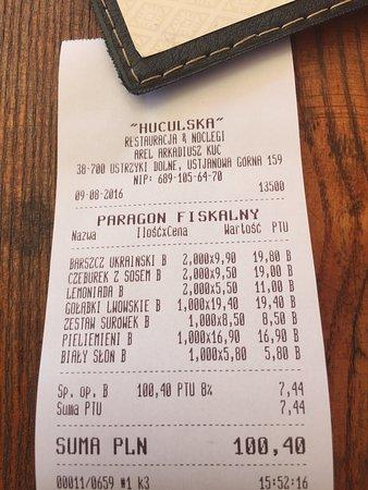 Huculska Restauracja i Noclegi