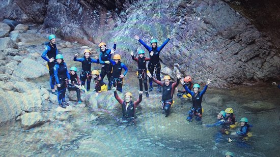 Corsica Forest Canyoning