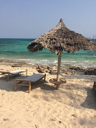 Zanzibar Island, Tanzania: Areas to relax on the beach