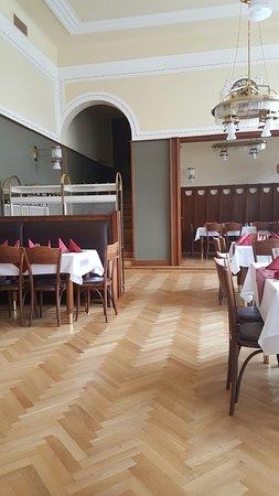 Prostejov, Republika Czeska: Restaurace Narodni Dum