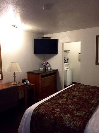 Grand Junction Palomino Inn: room