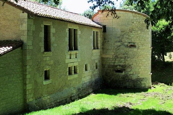 Chancelade, Frankrig: Le logis du prieur (ne se visite pas)