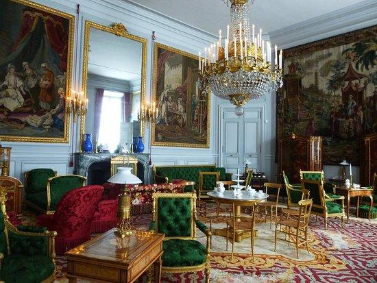 Chateau de compi gne salon picture of palais de for Salon 2000 compiegne
