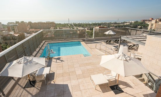 Ilunion barcelona now 117 was 1 4 8 updated 2018 hotel reviews price comparison - Hotel piscina barcellona ...