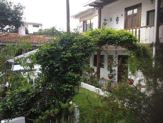 Hostal Macondo: Our Garden