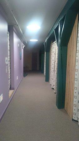 The Burlington Hostel: Estancia en burlington hostel