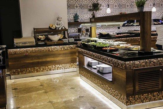 Bandirma, Turcja: Kahvaltı Salonu
