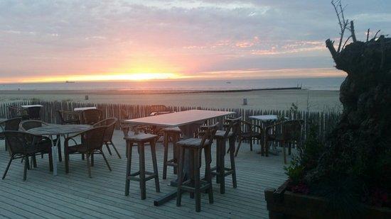 Groede Aan Zee : Strandpaviljoen Matour