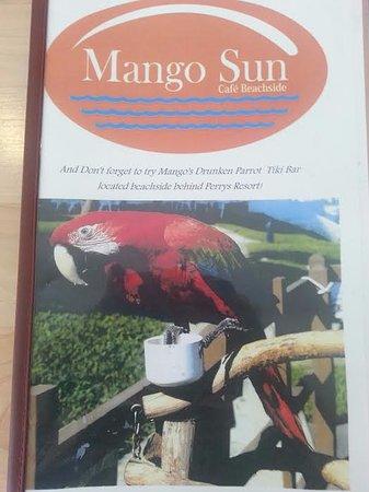 Mango Sun Cafe Daytona Beach Shores