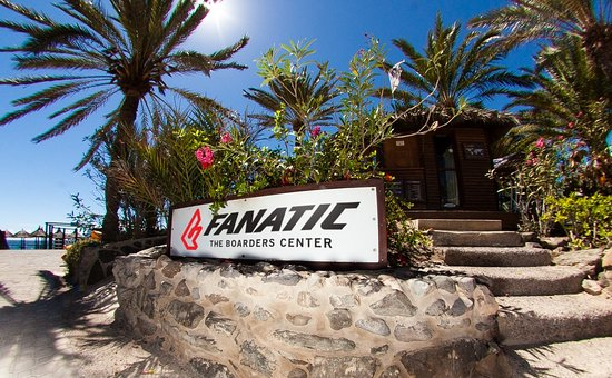 Fanatic the Boarders Center Gran Canaria