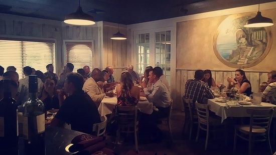 Emilio's of Greenport Dining Room