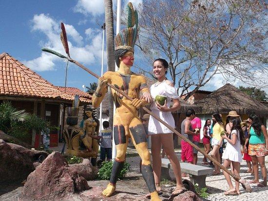 Santa Cruz Cabralia, BA: as crianças amaram