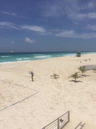 Moon Palace Cancun August 16 Nizuc Sunrise And Beach