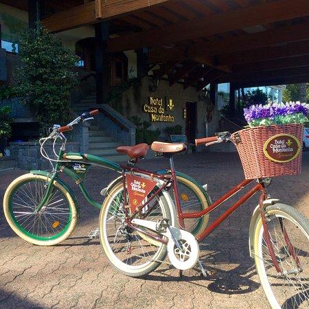 Hotel Petit Casa da Montanha: Bicicletas