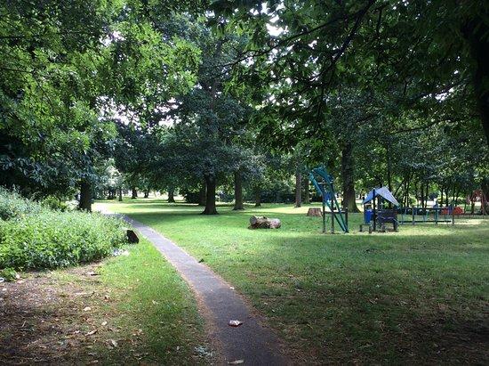 Dilkes Park