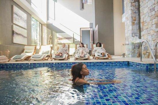 Indoor Heated Pool Na Slici Je Life Day Spa Fourways Tripadvisor