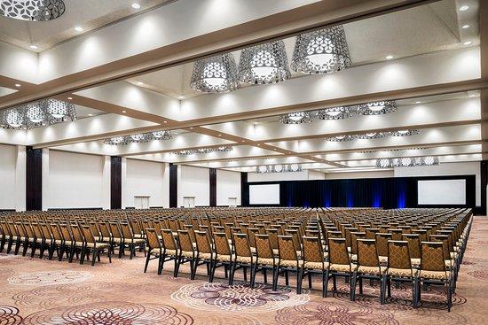 Sheraton Centre Toronto Hotel: Grand Ballroom