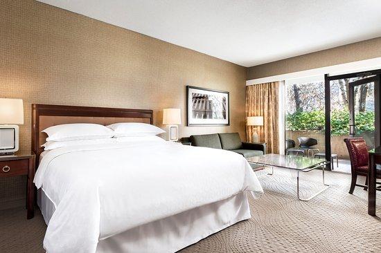 Sheraton Centre Toronto Hotel: Cabana Room