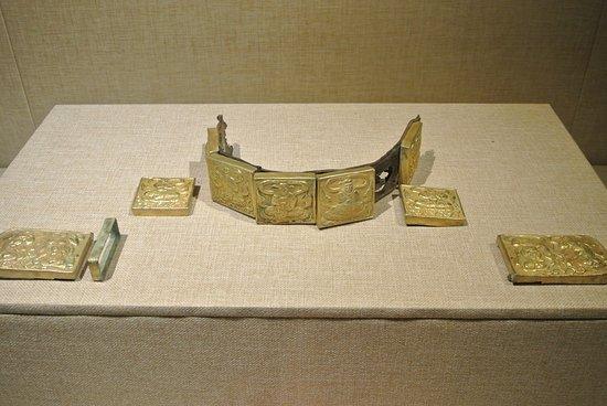 Hohhot, China: Ancient gold