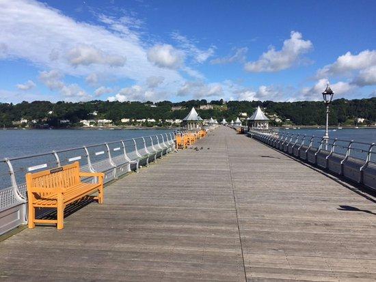 Bangor Garth Pier