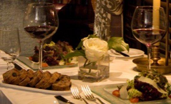 Bernardsville, Nueva Jersey: Bernards Inn Dining
