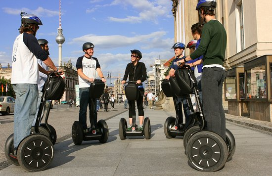 Berlin Segway Tour Price