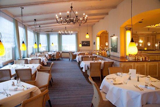 Gehobene Regionale Landhausküche Im Restaurant Höpkens Ruh In