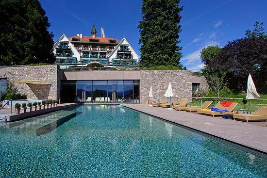 Parkhotel Holzner: Original Art Nouveau & modern comfort