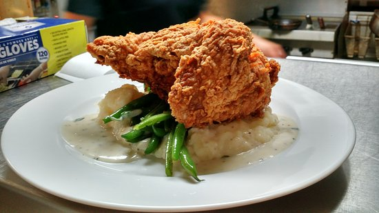 Appomattox, VA: Fried Chicken