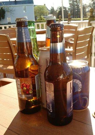 Appomattox, VA: Summer Beers on the Deck