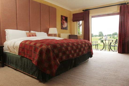Three Choirs Vineyard : Hotel Room