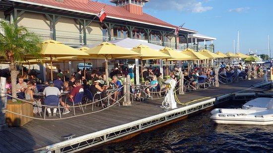 Splash At The Boathouse Burlington Vt Waterfront