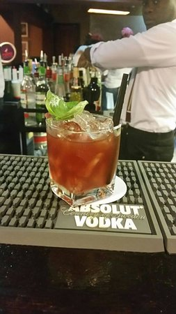 Bar Bar: Maiombe