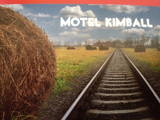 Motel Kimball: Business Card