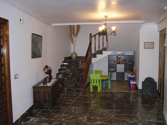 Abarzuza, Hiszpania: ENTRADA CASA LAGUAO