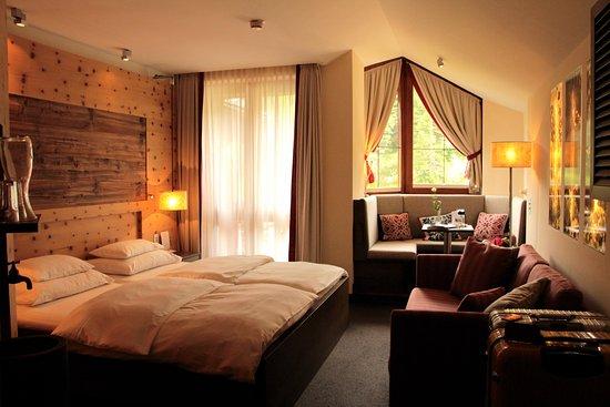 Hotel Hochschober: Erkerzimmer