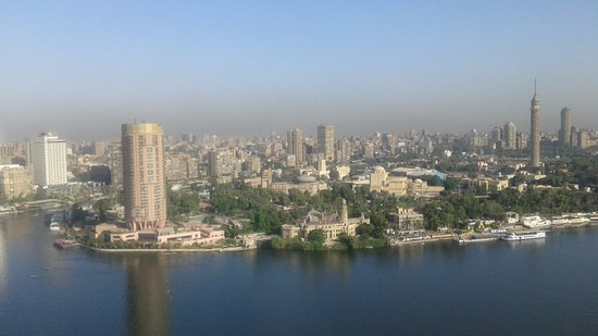 Gambar Four Seasons Hotel Cairo at Nile Plaza