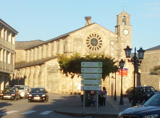 Monasterio de Santa Maria de Meira