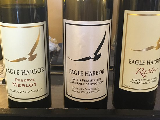 ‪Eagle Harbor Wine Co. Tasting Room‬