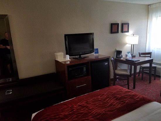 Comfort Inn Bluefield ภาพ