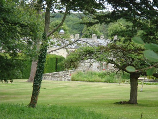 Northleach, UK: inside the Park