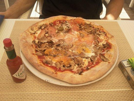 Preko, Croatia: Pizza