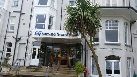 Bay Dilkhusa Grand Hotel: 20160803_081652_large.jpg