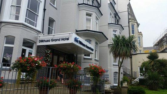 Bay Dilkhusa Grand Hotel: 20160803_081633_large.jpg
