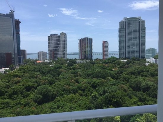 View From The Roof Top Terrace Bild Von Atton Brickell Miami